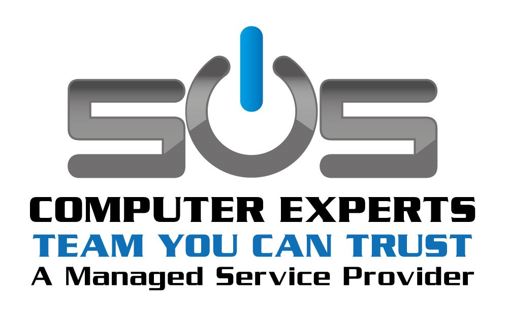 SOS COMPUTER EXPERTS Logo