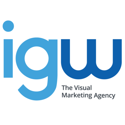 IGW (Infographic World) Logo