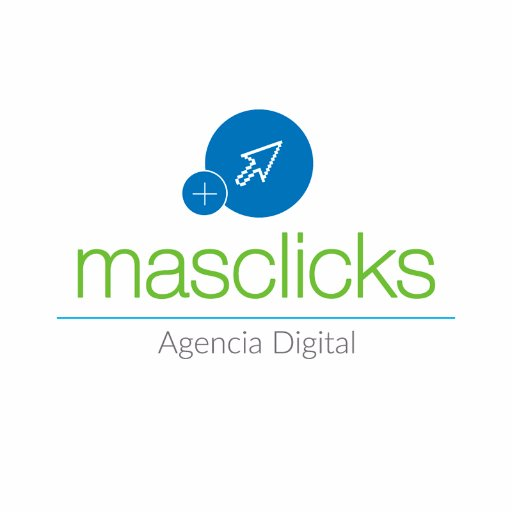 Masclicks Agencia Digital Logo