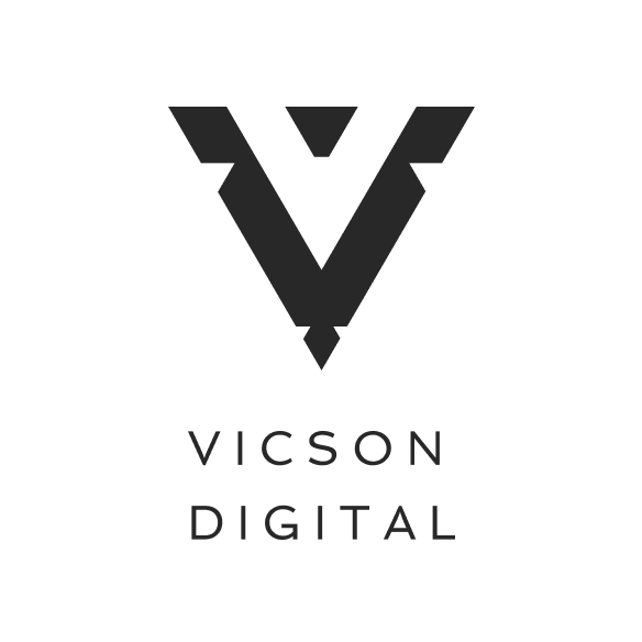 Vicson Digital Logo