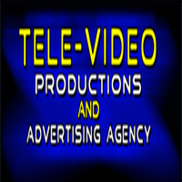 Tele-Video Productions & Advertising Logo