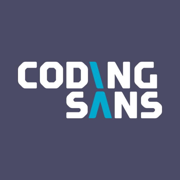 Coding Sans Logo