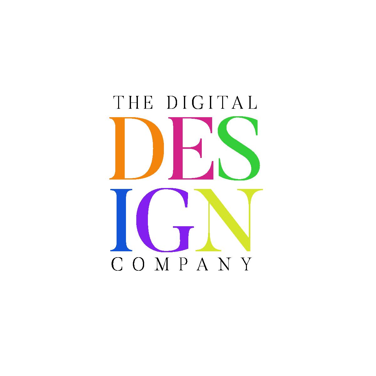 The Digital Design Company logo