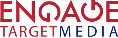Engage Target Media logo
