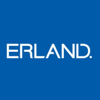 Erland Construction Logo
