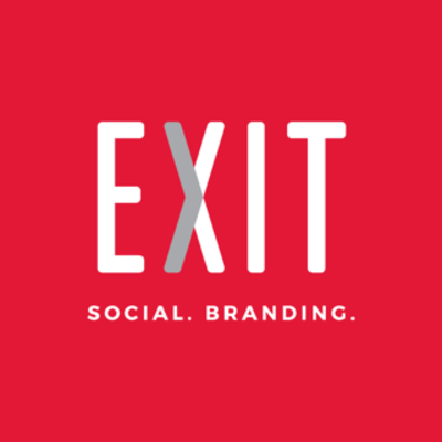 EXIT Marketing logo