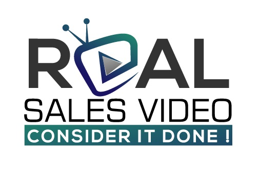 Real Sales Video Logo
