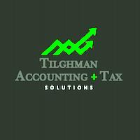 Tilghman Accounting + Tax Solutions Logo