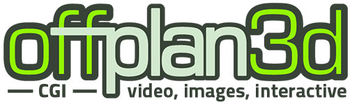Offplan3d Logo