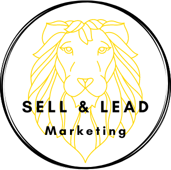Sell and Lead Digital Marketing Logo