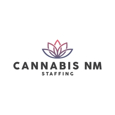 Cannabis NM Staffing Logo