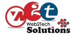 Web2tech Solutions Logo