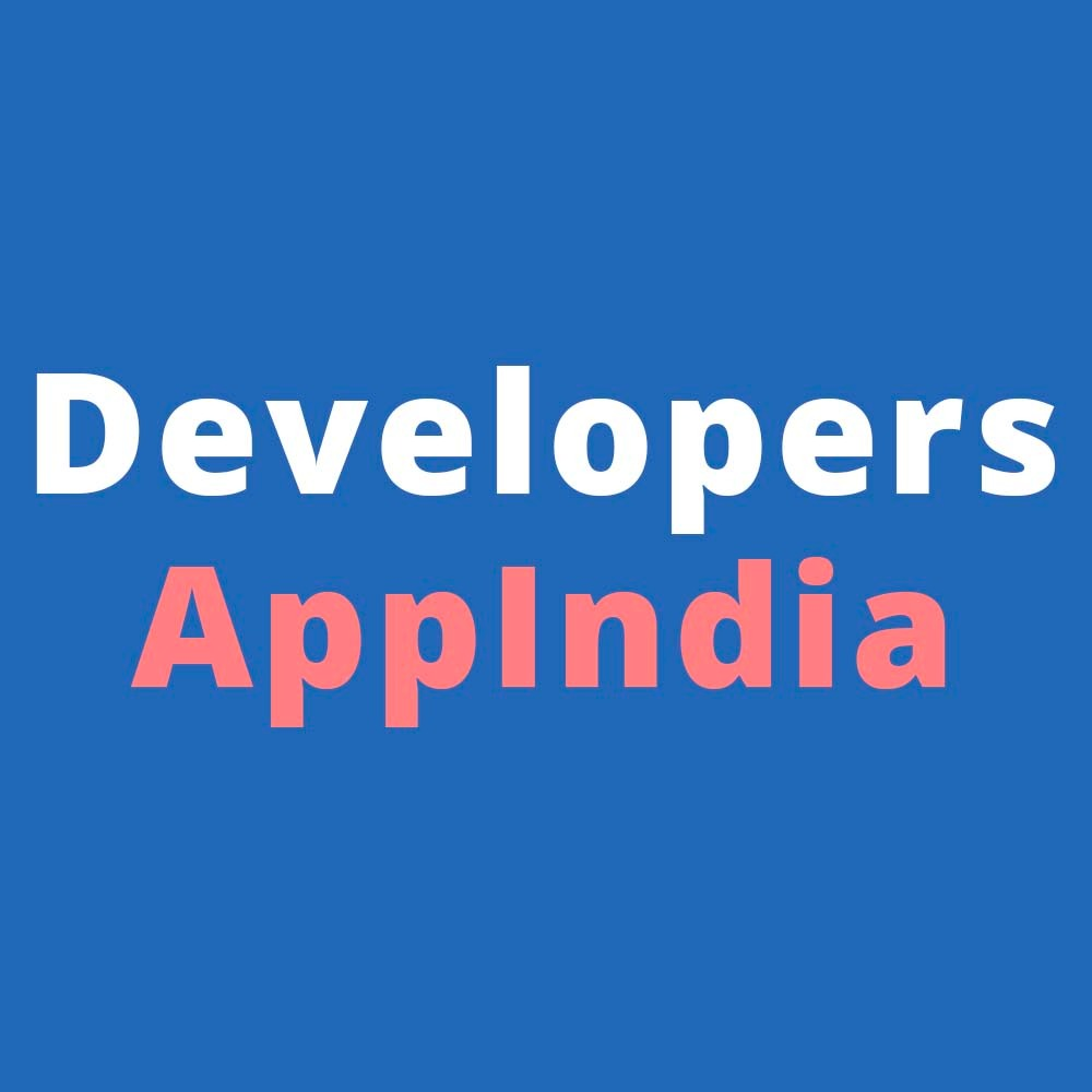 Developers App India Logo