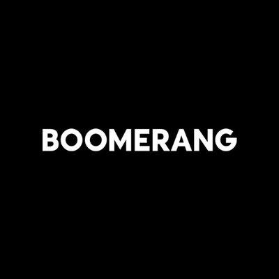 Boomerang Agency Logo