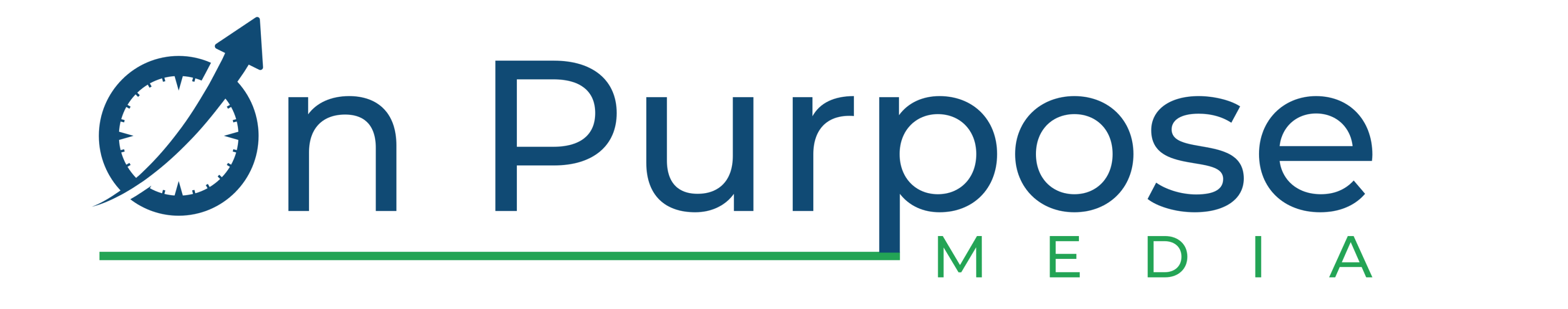 On Purpose Media Logo
