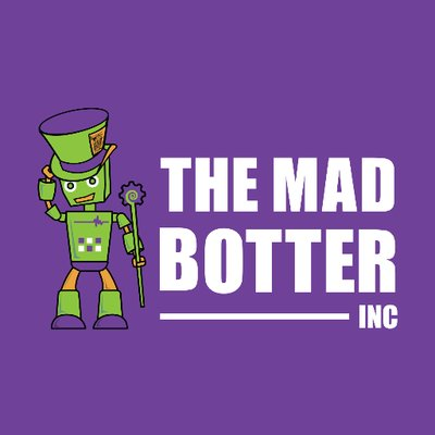 The Mad Botter Logo
