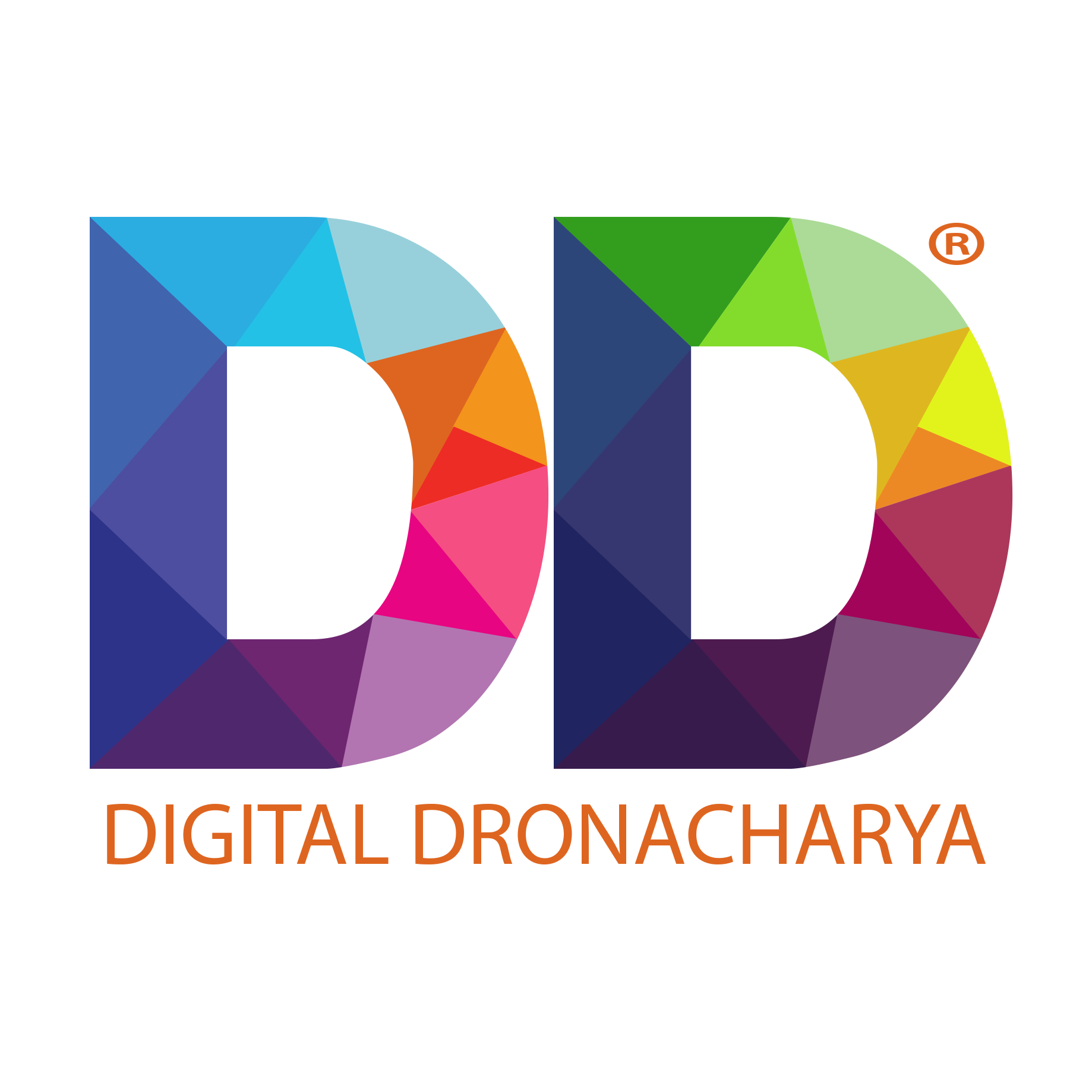Digital Dronacharya Logo