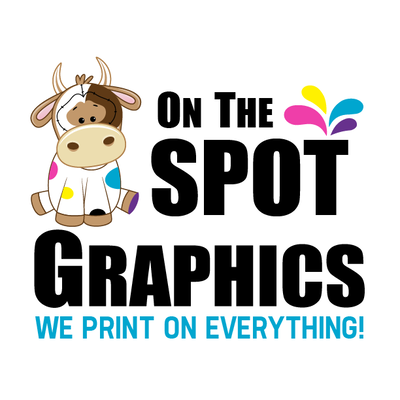 On The Spot Graphics Logo