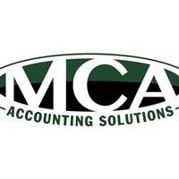 MCA Accounting Solutions / MyCannabisAccountant.com Logo
