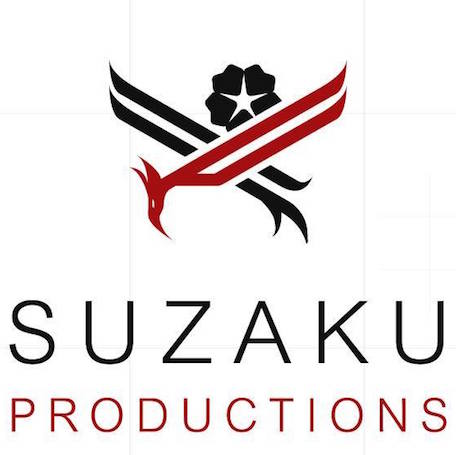Suzaku Productions Co.,Ltd. Logo