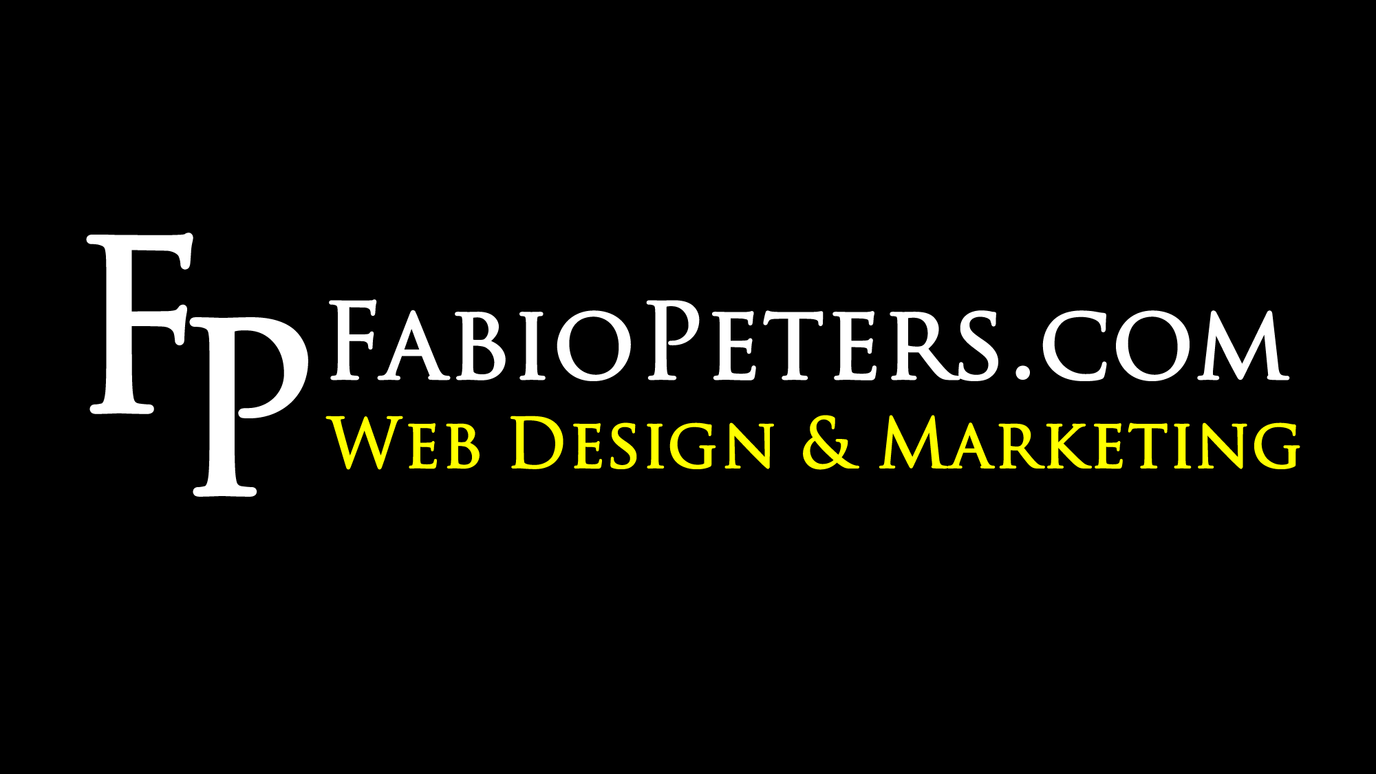 Fabio Peters Logo