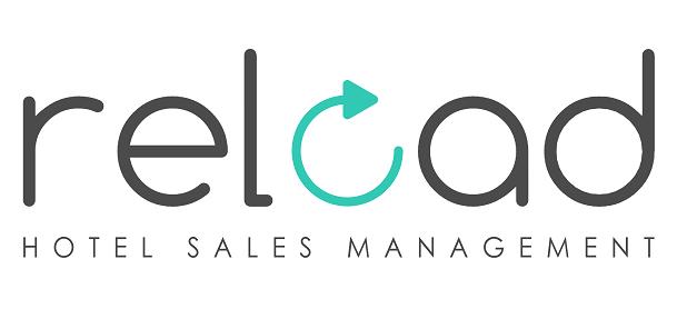Reload Hotel Sales Logo