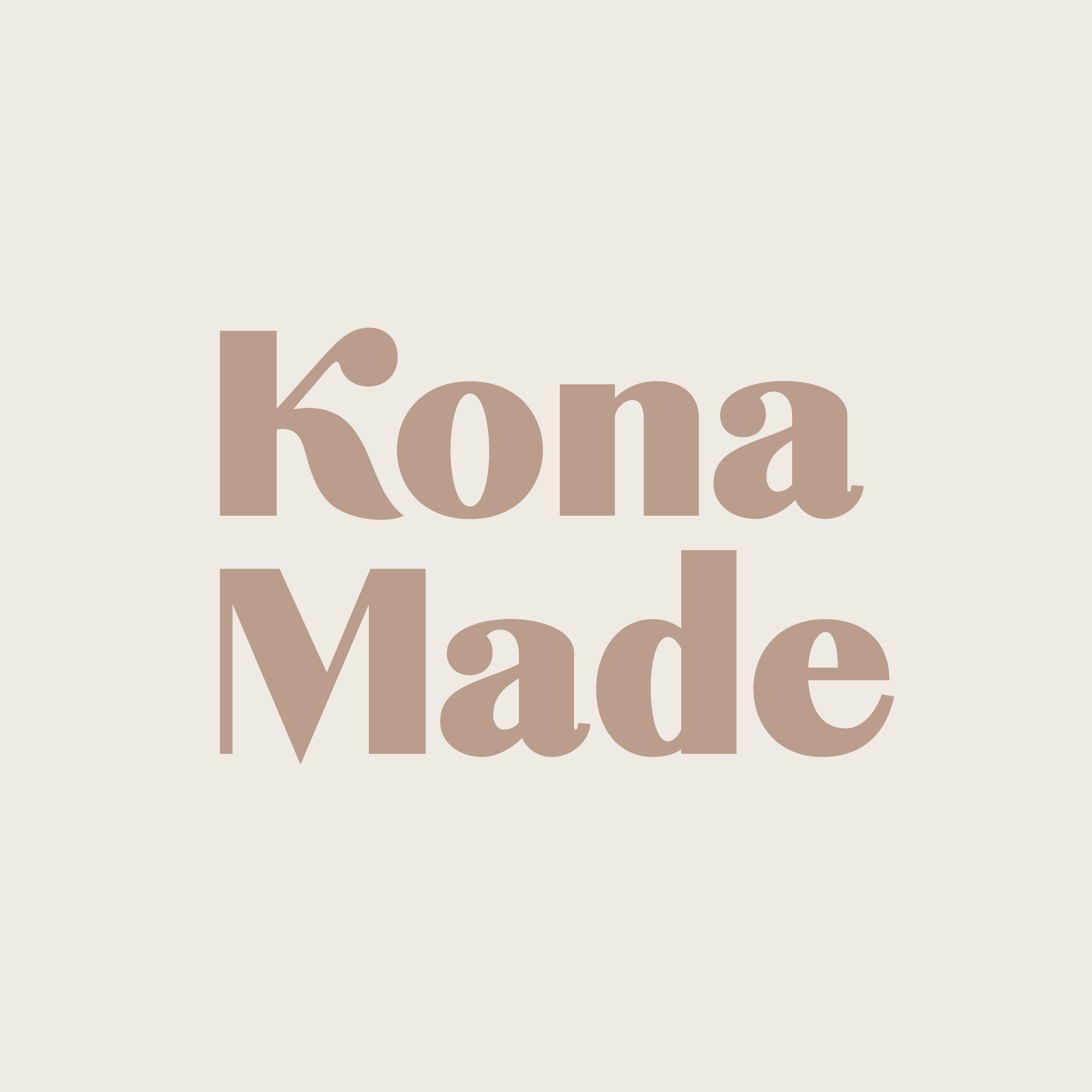 Kona Made Logo
