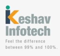 Keshav infotech Logo