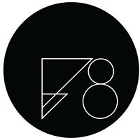 F8 LIFE Logo