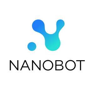 NANOBOT Medical Communication Logo