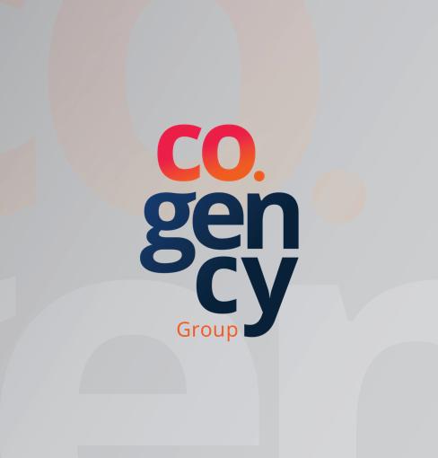 Co.gency Logo