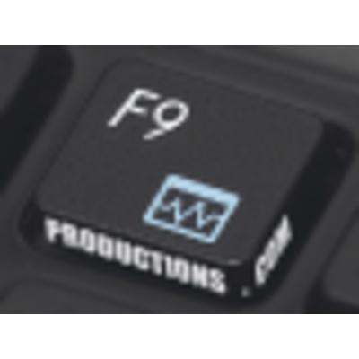 F9 Productions Inc. Logo
