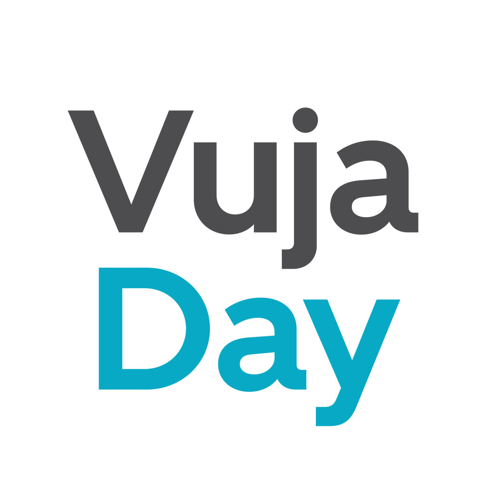 VujaDay Creative Digital Agency Logo