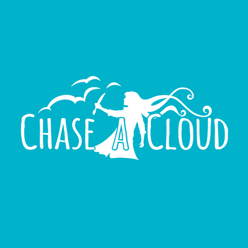 Chase a cloud Logo