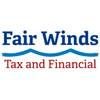 Fair Winds Tax and Financial Logo
