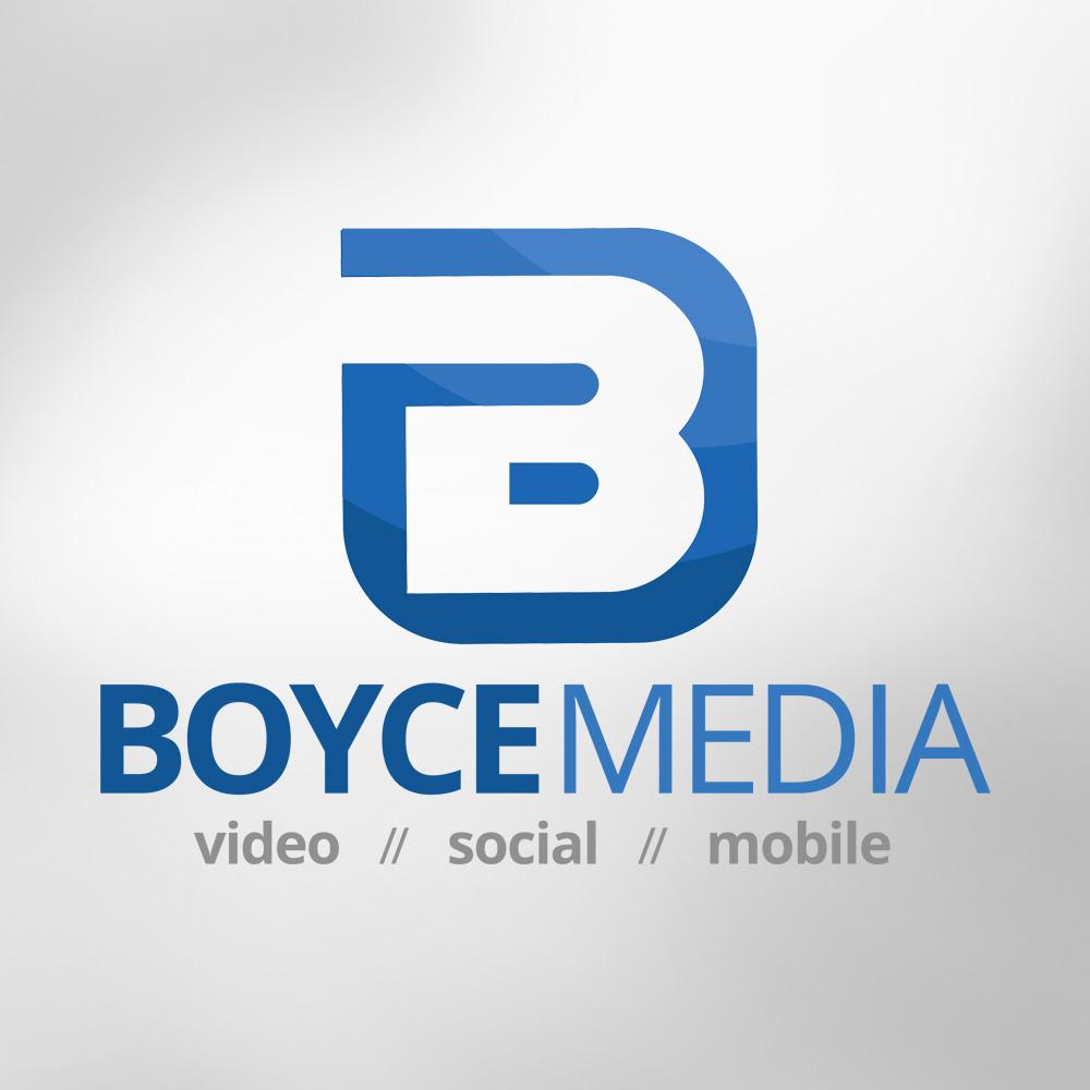 Boyce Media Logo
