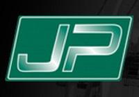 J.P. Logistics  Logo