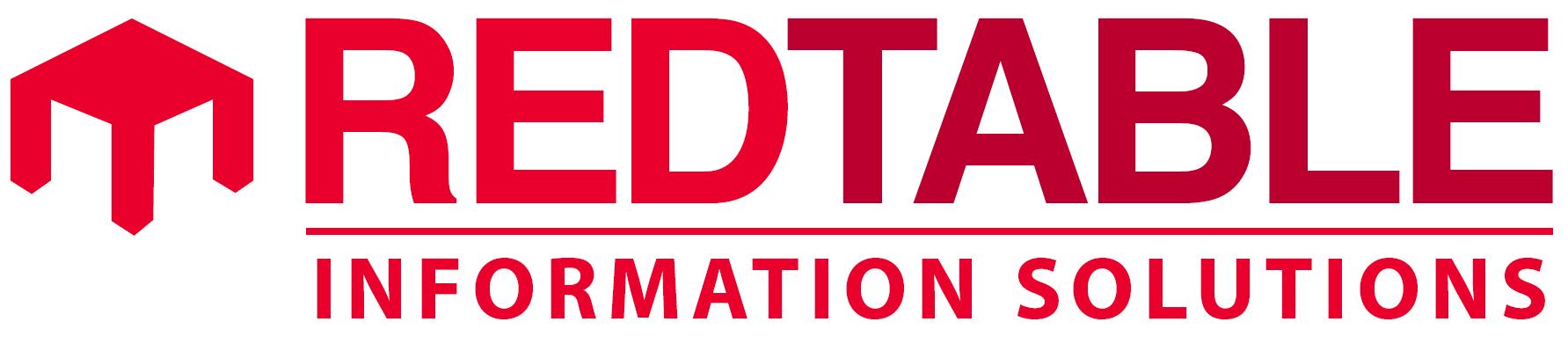 Redtable Information Solutions Logo