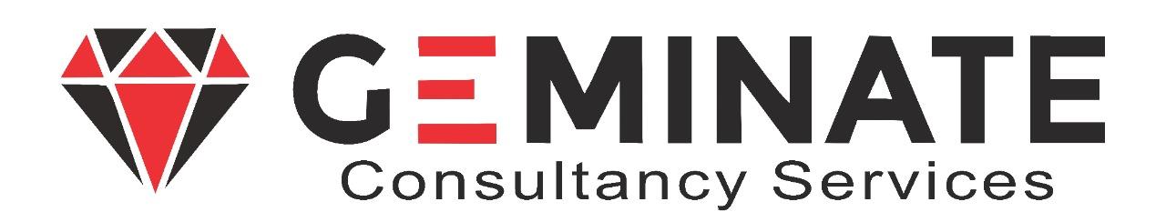 Geminate Consultancy Services Logo