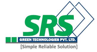 SRS Green Technologies Pvt Ltd. Logo