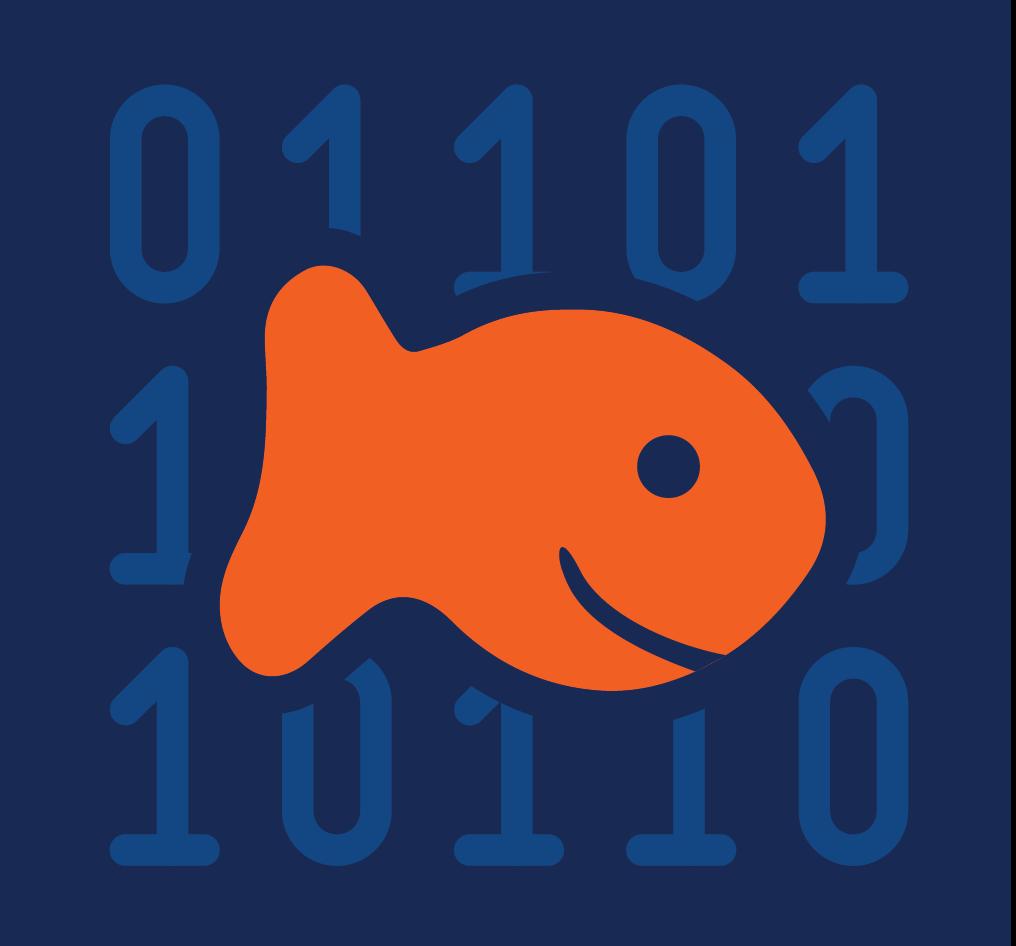 Goldfish Code Logo