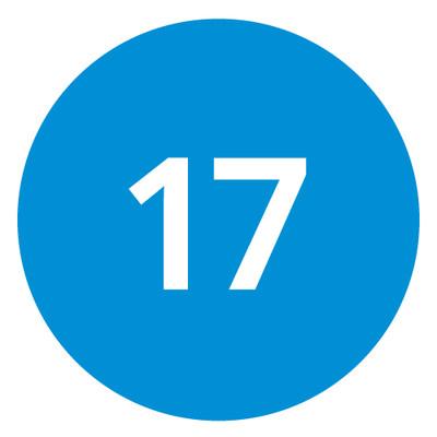 17blue Digital Marketing Logo