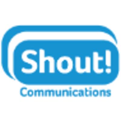Shout! Communications Logo