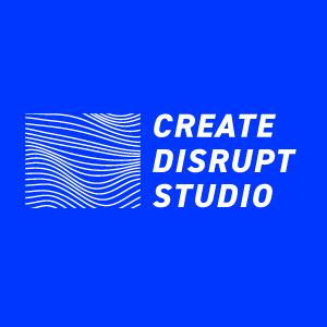 Create Disrupt Studio Logo