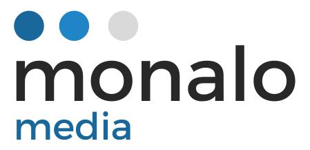 Monalo Media Logo