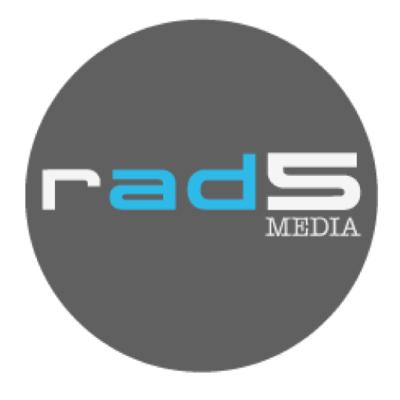 Rad5 Media, LLC Logo