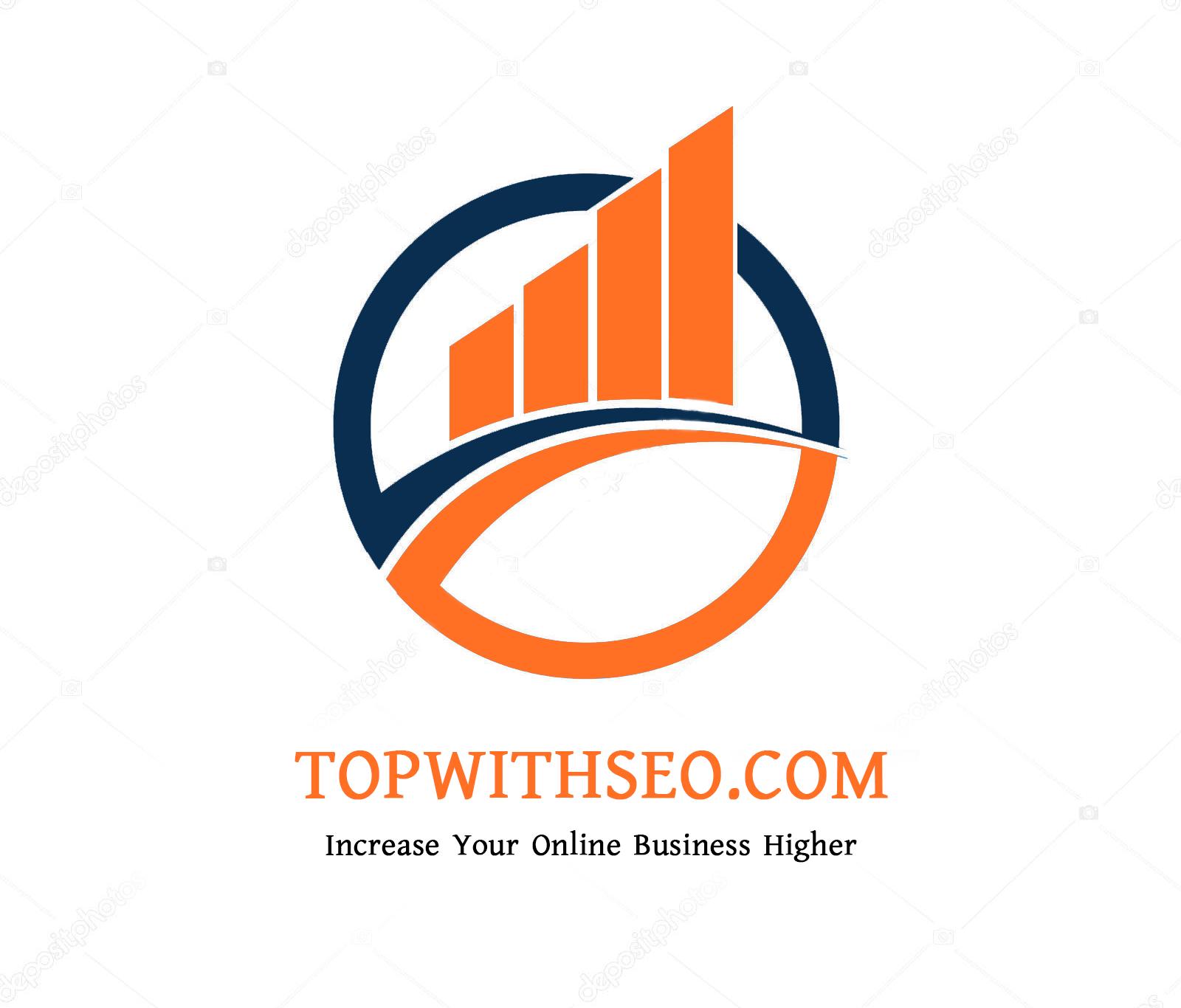Top With SEO Logo