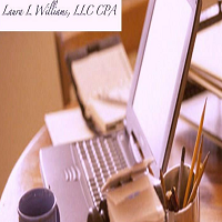 Laura L. Williams, CPA Logo
