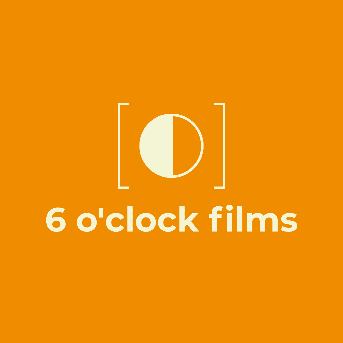 6 o'clock films Logo