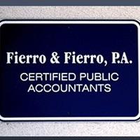 Fierro & Fierro, P.A Logo
